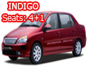 Indigo Cars Rental